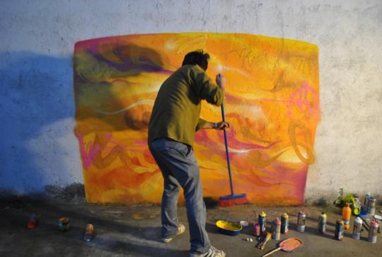 El Arte de Claudio Drë